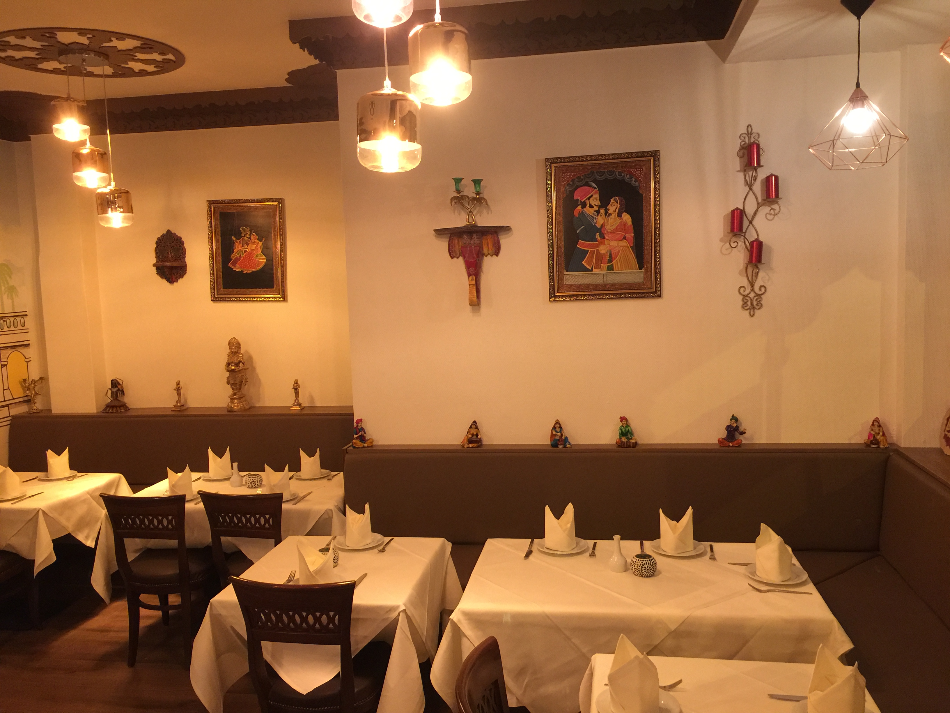 Restaurant Indian Curry Castle Frankfurt am Main